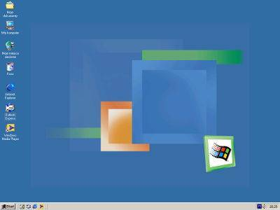 Praca administrator Windows ME