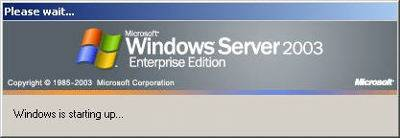 Praca administrator Windows Server 2003