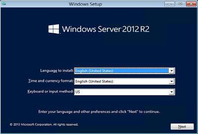Praca administrator Windows Server 2012