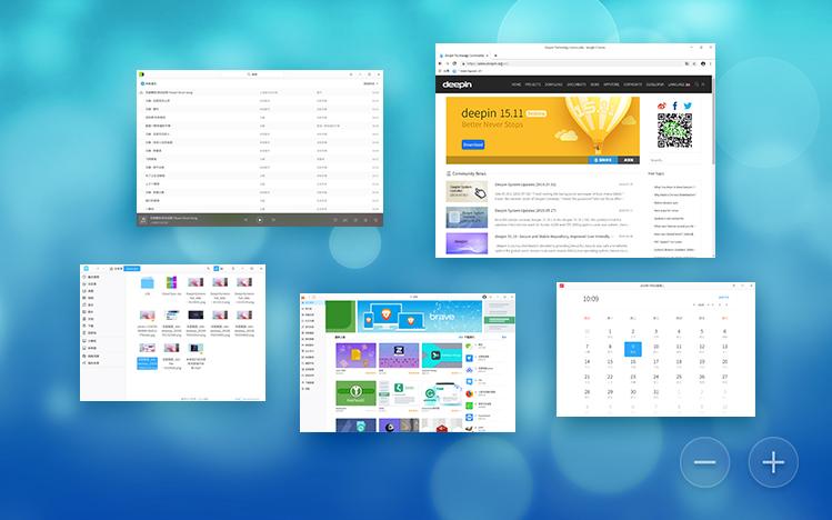 Kolejne wieści o deepin 20. Chiński Linux rzuca rękawicę Microsoftowi i Apple