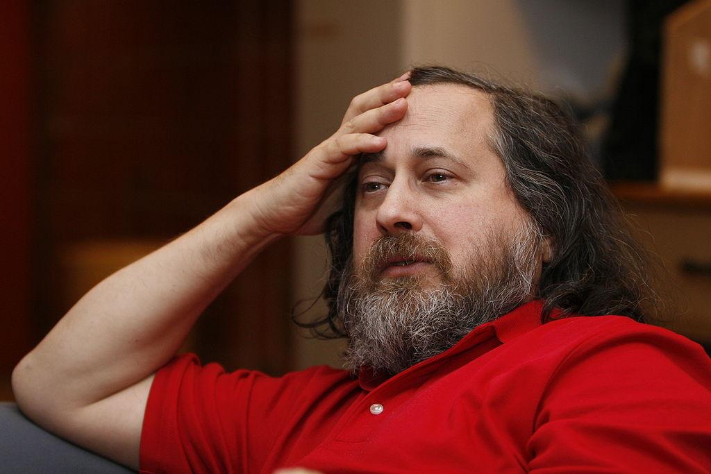 To koniec Richarda Stallmana. Polityczna poprawność nie oszczędziła twórcy GNU