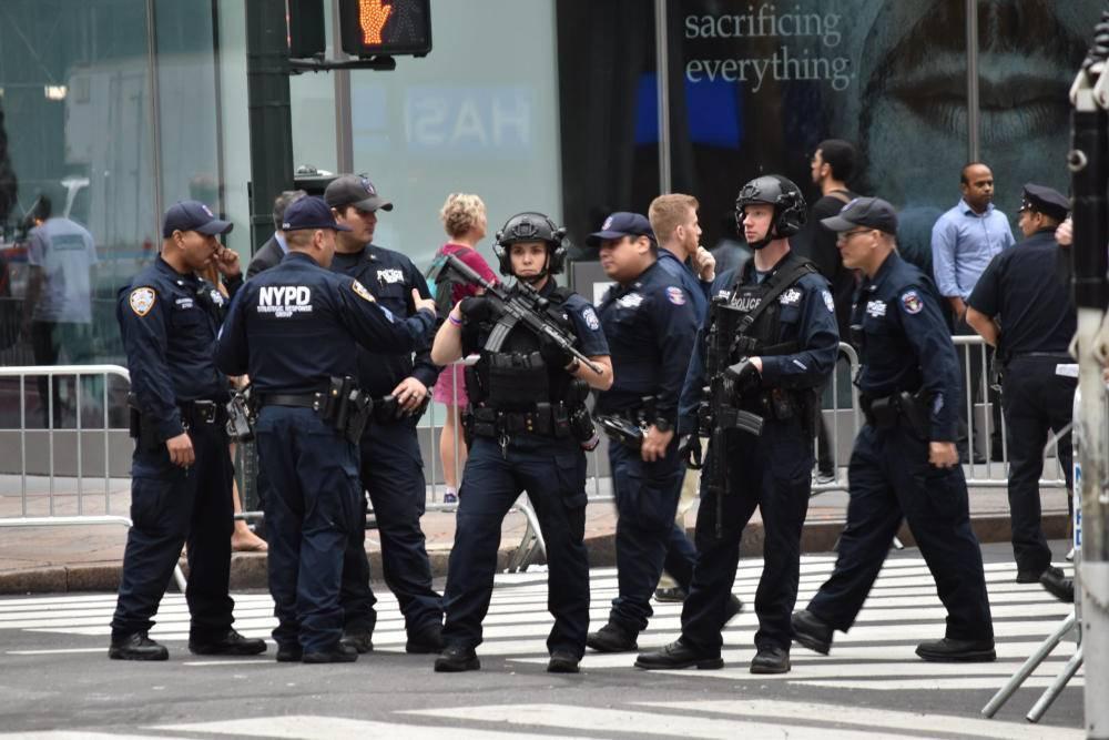 Nowojorska policja już dziś maszynowo poszukuje wzorców w działaniach przestępców