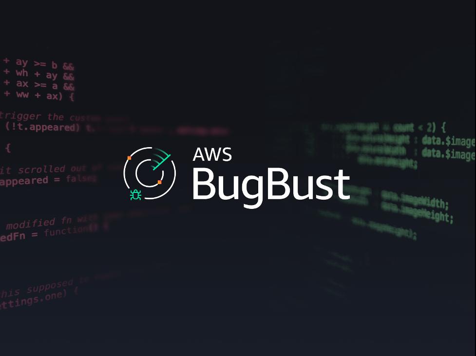 AWS ogłosił BugBust