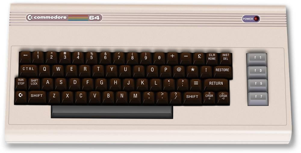 Gry z Comodore 64 dostępne w The Internet Archive