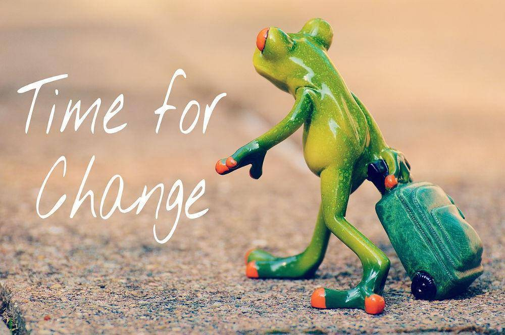 Czas na zmianę pracy!