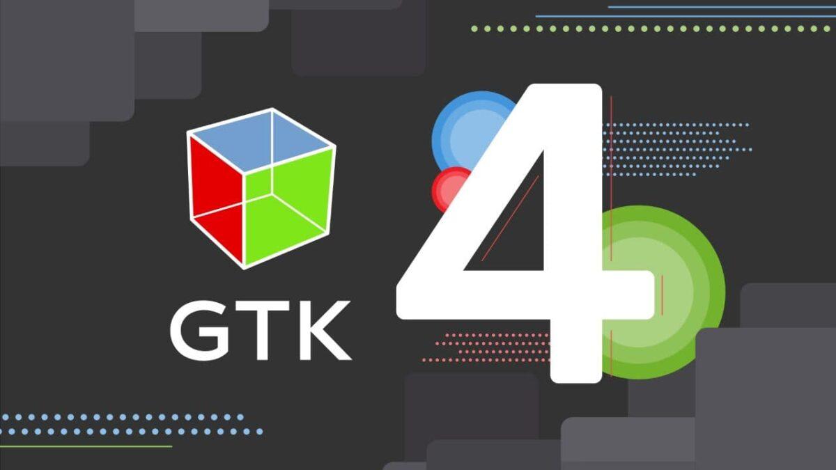 GTK4 już dostępne