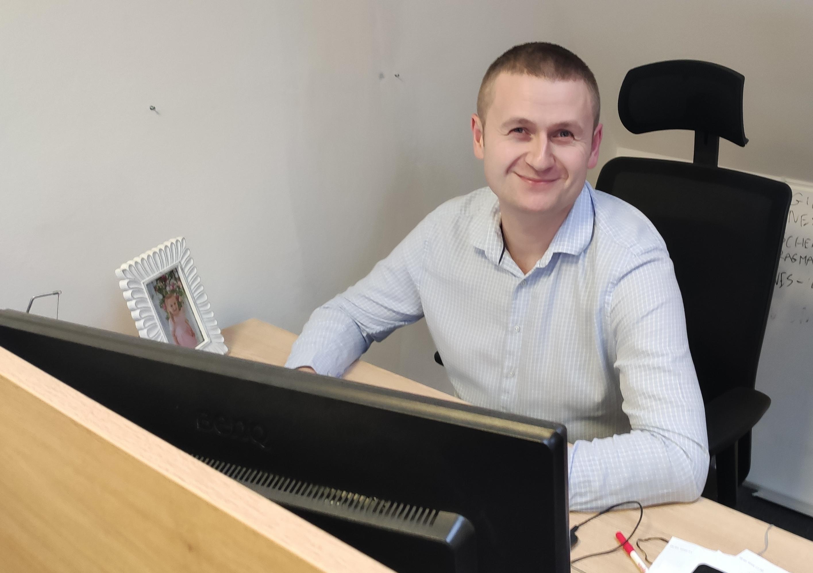 Specjaliści TeamQuest - Kamil Pacuk