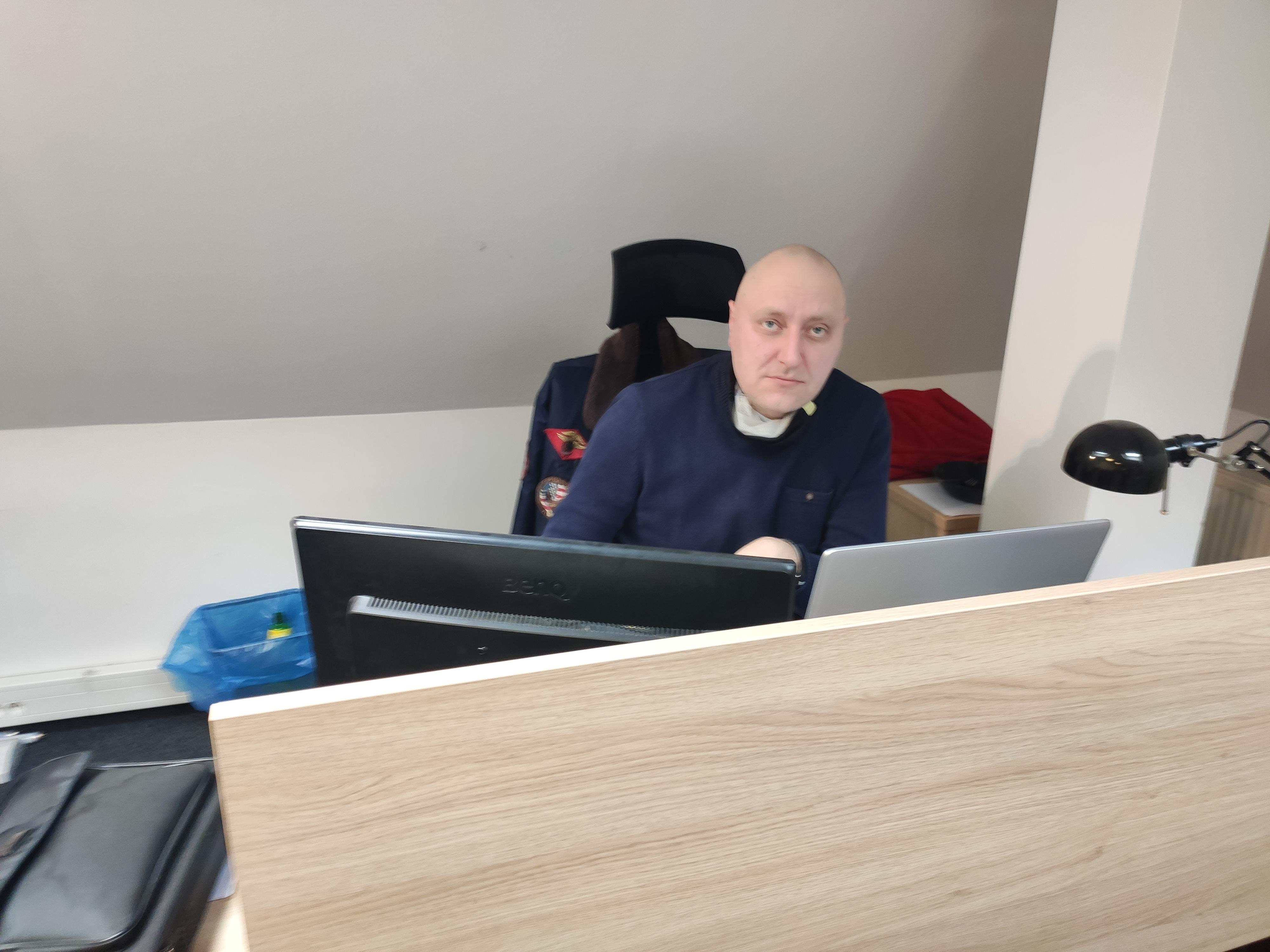 Specjaliści TeamQuest - Sławomir Golendzinowski