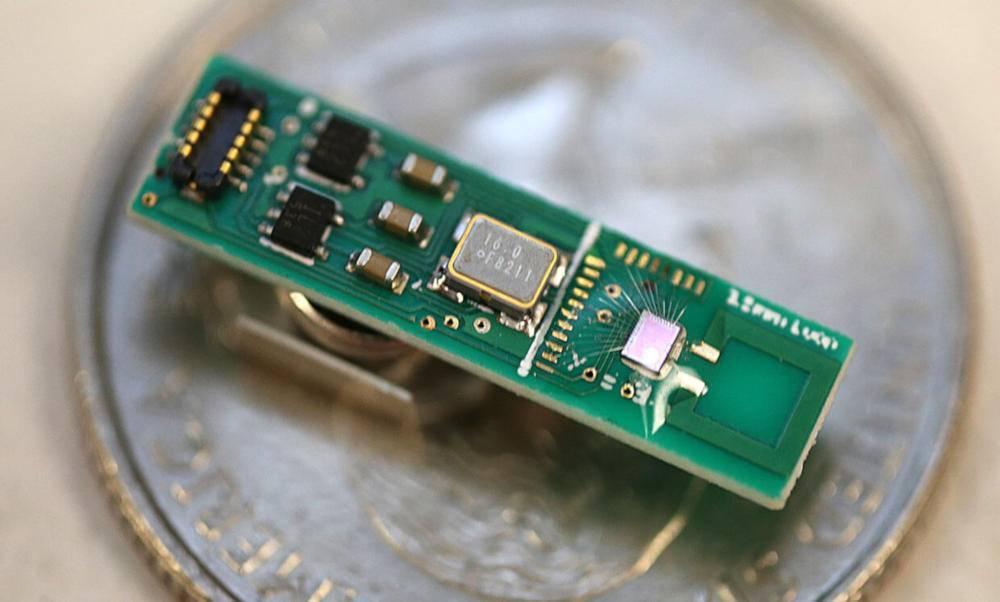 Rekordowo mały nadajnik Bluetooth ma tylko 0,5 mm<sup>2</sup> powierzchni