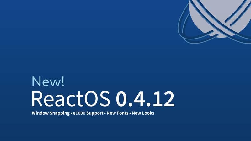 Alternatywne systemy operacyjne. Część 2 - ReactOS.