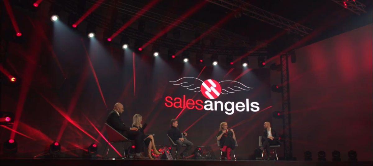 Mój trzeci finał Sales Angels