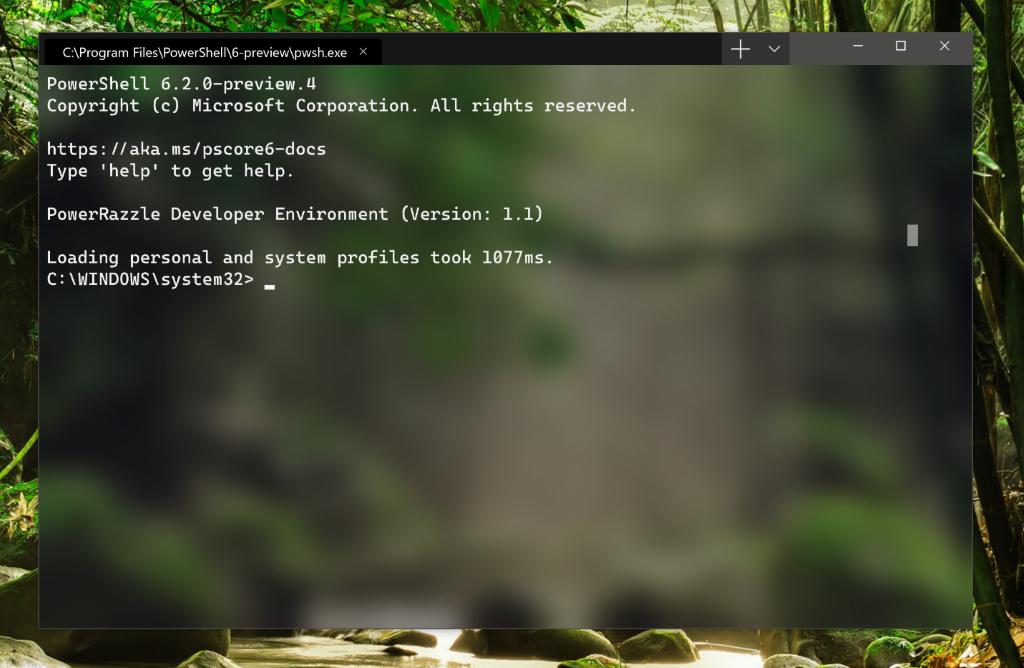 Windows Terminal 0.9 dostępny. To ostatnia wersja przed stabilnym wydaniem