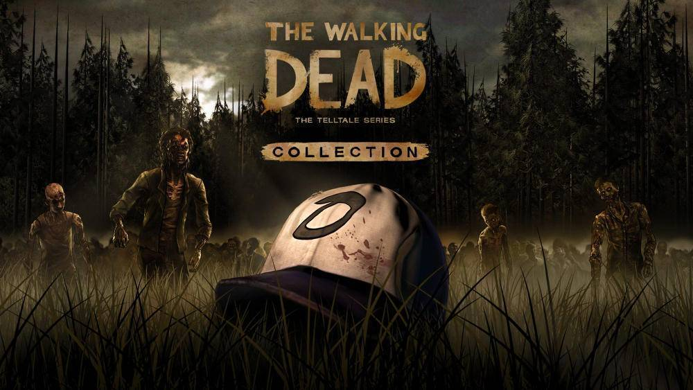 The Walking Dead: The Telltale Series Collection set for release in December