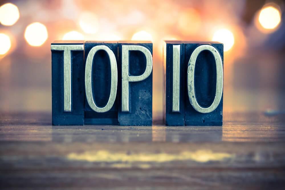 Top 10 języków programowania w 2017 roku