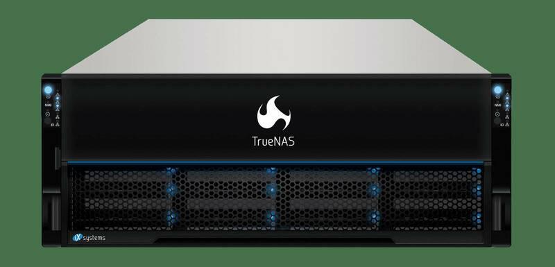 iXsystems ogłasza unifikację TrueNAS i FreeNAS. Sieciowe rozwiązanie dla pamięci masowej klasy Enterprise