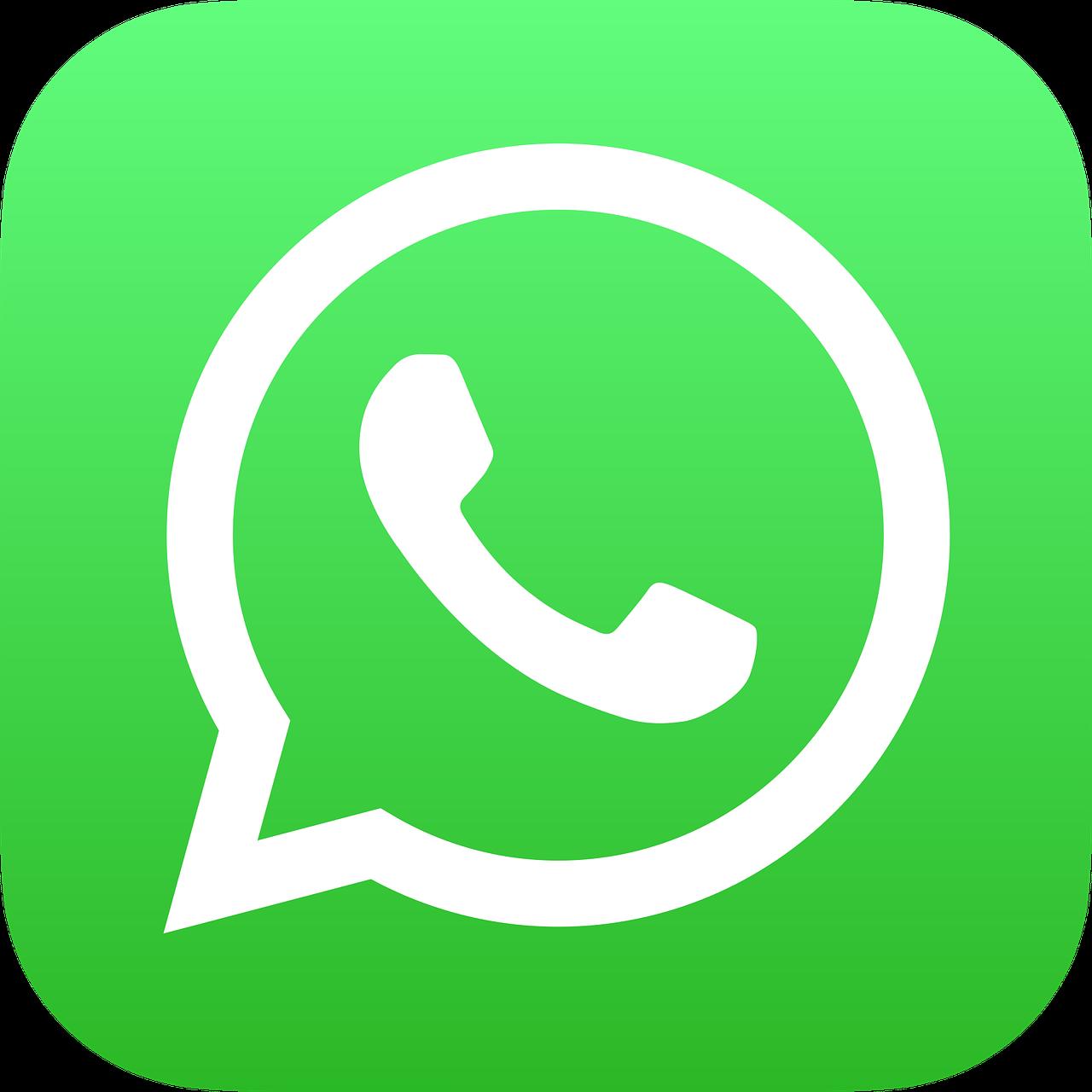 Exodus z WhatsApp