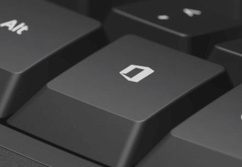 """Na klawiaturach pojawi się nowy klawisz? Microsoft rozważa wprowadzenie """"Office key"""""""